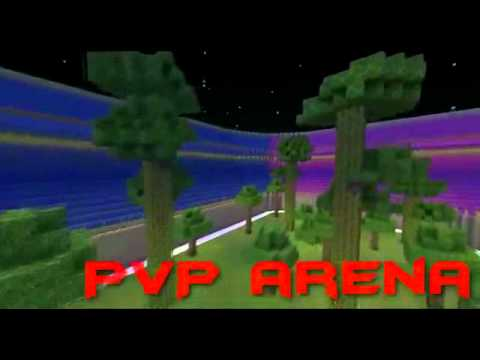 #Minecraft 1.2.5 Faction PvP server showcase