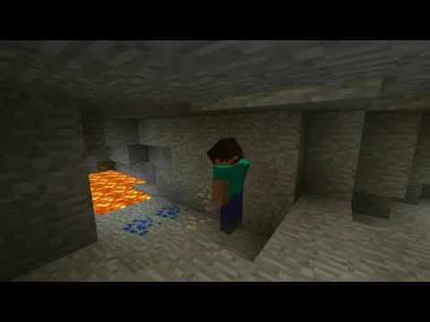 #Minecraft in 10 seconds