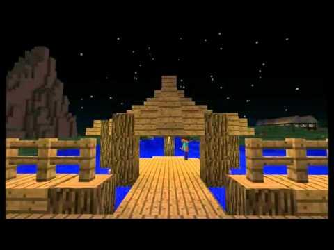 #Minecraft Timelapse - River Side House