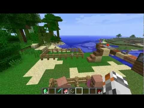 Minecraft: Snapshot 12w25a - Bug Fixes and Stuff!