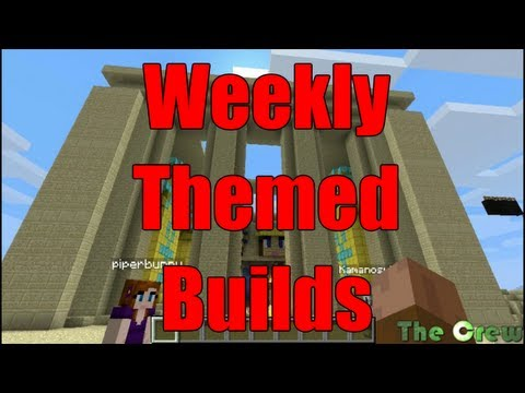 Crew Theme Builds - Week 4 - Rollercoasters