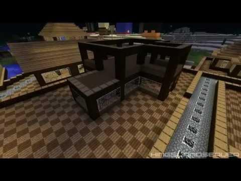 #Minecraft Timelapse: English Pub / Bar