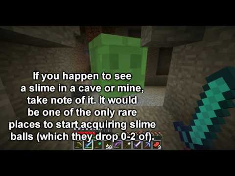 Minecraft Mob Guide - The Slime