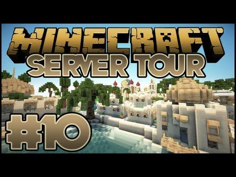 Server Tour w/Le_Corbloc: #10 - Persia