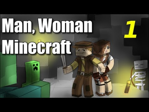 Man Woman Minecraft - S2E1