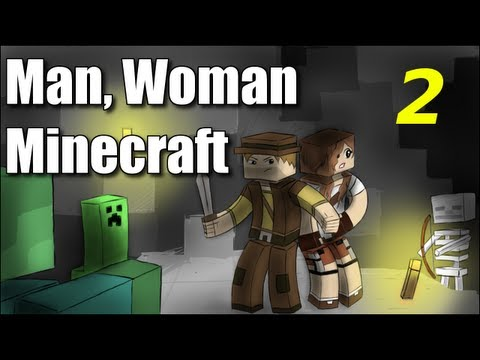 Man Woman Minecraft - S2E2