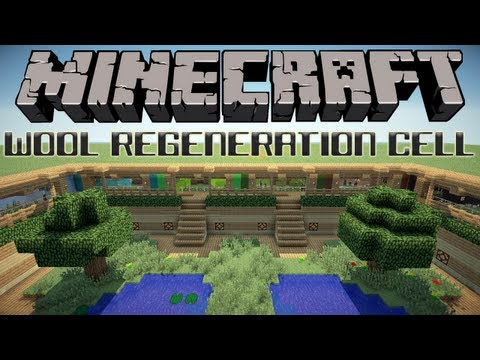 Wool Regeneration Cell For 1.3.1