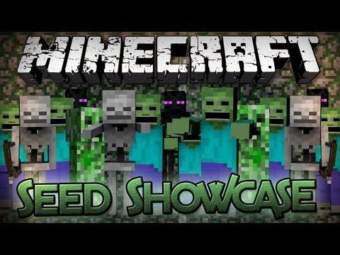 Minecraft: 1.3 Seeds - DUNGEONS, DUNGEONS, DUNGEONS!