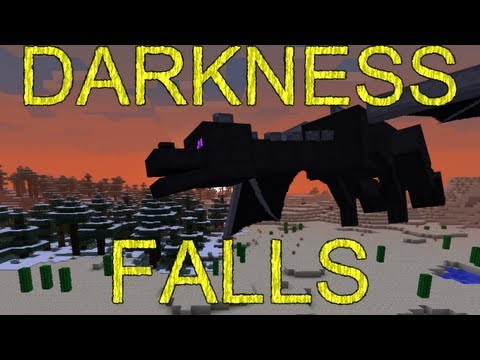 Minecraft - Darkness Falls - Part 21