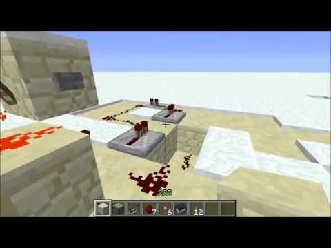 #Minecraft 1.3: Toggleable Clock Tutorial