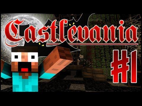 Minecraft Castlevania: Blood Moon w/Xisuma - Episode 1
