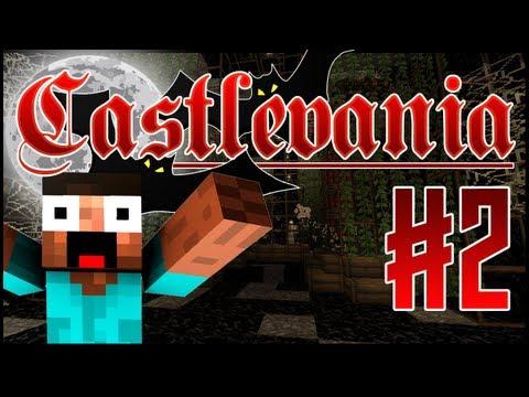 Minecraft Castlevania: Blood Moon w/Xisuma - Episode 2