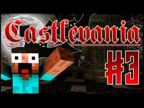 Minecraft Castlevania: Blood Moon w/Xisuma - Episode 3