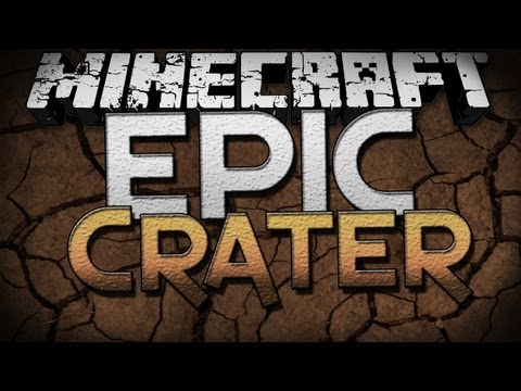 Minecraft: Seeds - EPIC CRATER...