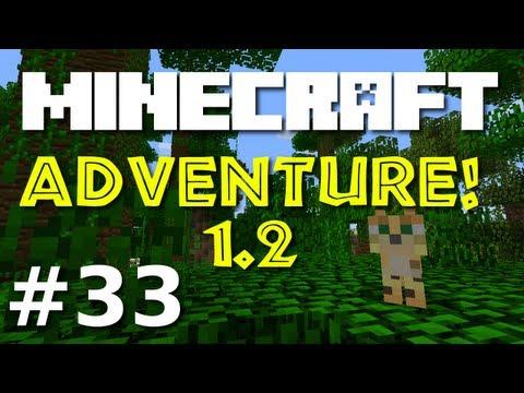 Minecraft Adventure E33