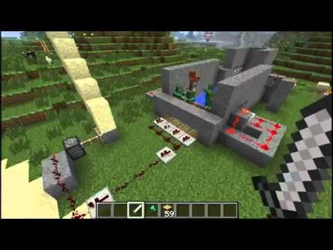 #Minecraft 1.3: Rube Goldberg Contraption