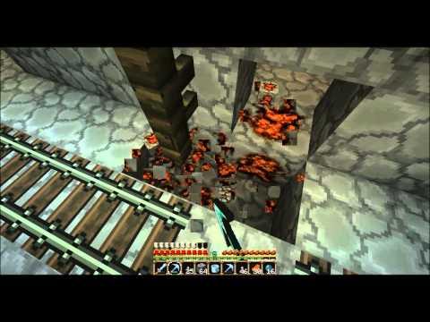 Eedze's adventures in Minecraft 70: Spiderspawners