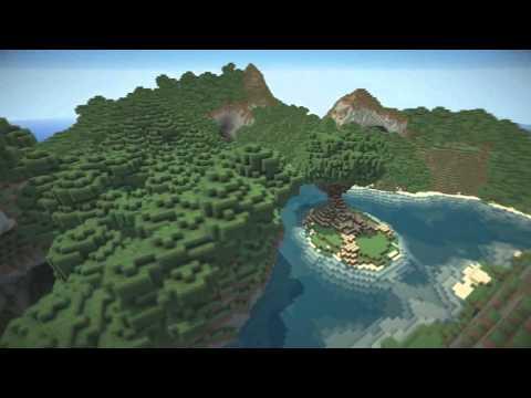 #Minecraft Voxel Sniper Cinematic