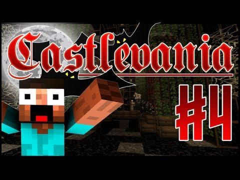 Minecraft Castlevania: Blood Moon w/Xisuma - Episode 4
