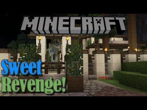 Sweet Revenge! - Monkeyfarm Plays HermitCraft #3