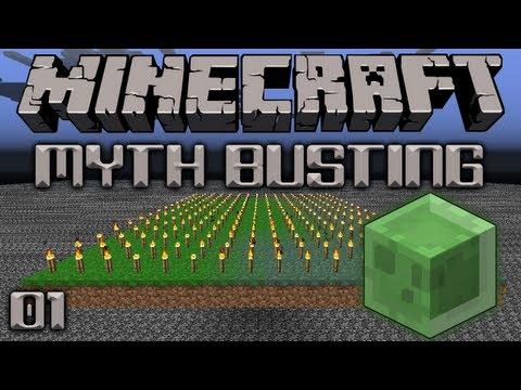 Minecraft Videos » slime