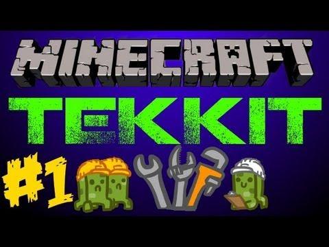Tekkin' it up - Episode 1