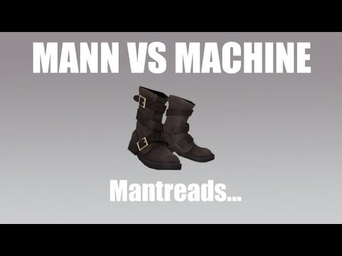 Mann Vs Machine -- Mantreads...