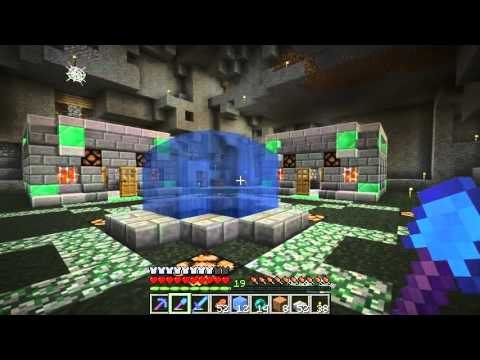 Etho Plays Minecraft - Episode 210: Fountain Fiddling