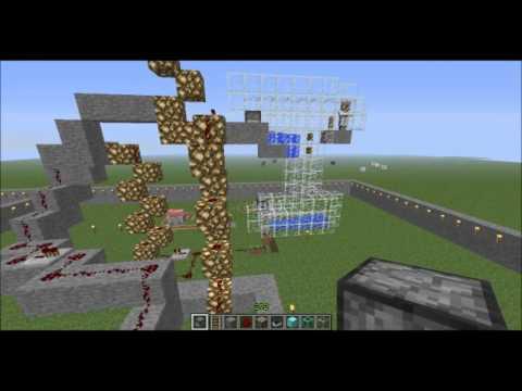 #Minecraft: Rube Goldberg Device Version 1
