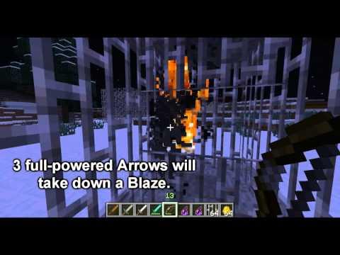 Minecraft Mob Guide - Blaze