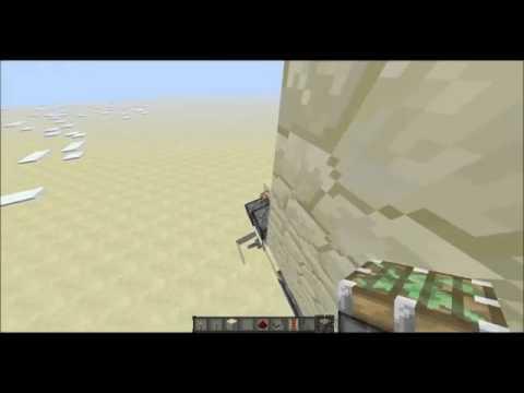 #Minecraft 1.3: Compact 3x3 Piston Door TUTORIAL