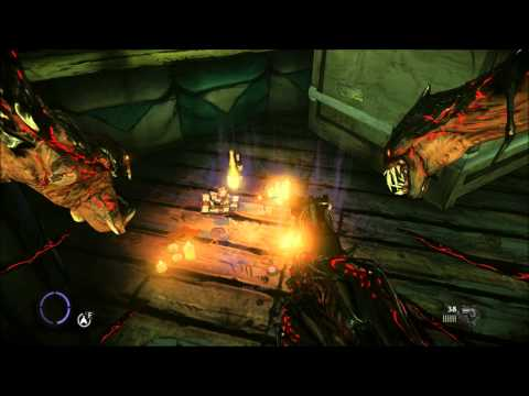 Eedze's playing the Darkness 2 part 10: having fun at hellgate
