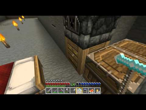 RP's First Ever Let's Play: 5 - Into the Nether and Questions for You